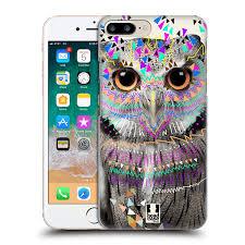 Ecell Head Case Designs Amazon Com Head Case Designs Owl Wildlife Style Hard Back