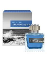 Alan Bray <b>LHOMME</b> Legend <b>Туалетная вода</b> 100 мл