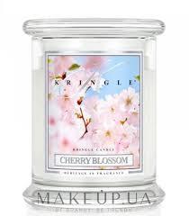 <b>Ароматическая свеча</b> в банке - Kringle Candle <b>Cherry Blossom</b> ...