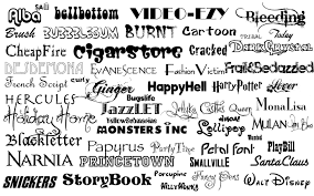 750 Cool Fonts Only In One Click Download Free Google Drive File