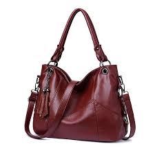 new 2018 women s leather handbag