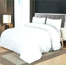white pintuck duvet cover queen pinched duvet cover luxury duvet cover set white black pinch pleat