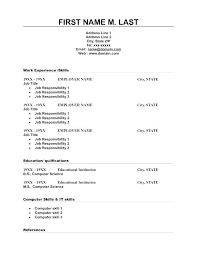 Download Free Resume Format For Freshers Legal Advisor Sample Simple