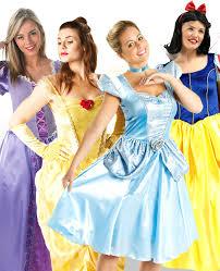 disney princess group costume