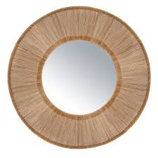 keighley 93cm round mirror 1