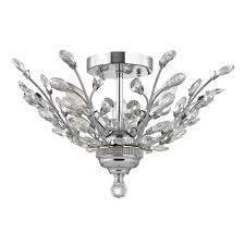 full size of crystal flush mount modern flush mount lighting crystal semi flush mount light fixture
