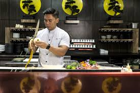 Sushi Cook Chau Trinhs Sushi Pop Serves Some Of The Most Innovative