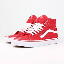 vans shoes red and white. vans shoes red and white s