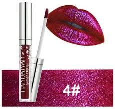 Buy <b>HANDAIYAN Glitter</b> Flip <b>Lipstick</b> Non-stick <b>Diamond</b> Shinning ...