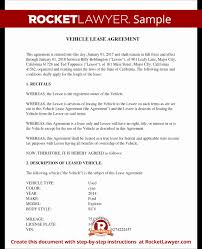 Commercial Truck Lease Agreement Mesmerizing Commercial Truck Lease Agreement Sample Fresh Vehicle Lease