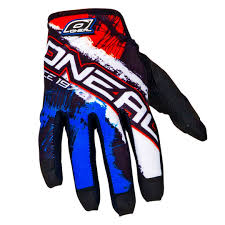 Oneal Mx Glove Size Chart Oneal Riding Goggles O Neal Jump Shocker Motocross Gloves