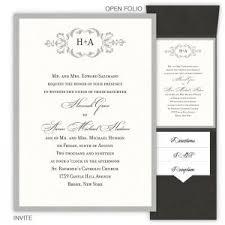Traditional Wedding Invitation Traditional Wedding Invitations The American Wedding