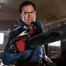 Bruce Campbell: 'Some guy called me the Gregory Peck of B-movies ...