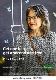 s uk specsavers magazine advert stock photo royalty   2010s uk specsavers magazine advert stock photo