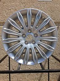 2014 Ford Fusion Bolt Pattern