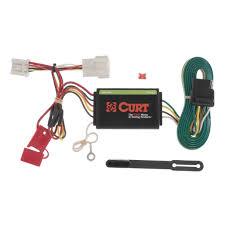 curt manufacturing curt custom wiring harness 56158 7 pin trailer wiring harness at Wiring Harness For Trailer Hitch