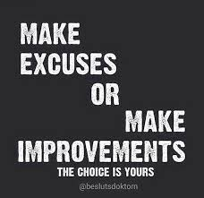 Quotes About Making Excuses 86 Quotes