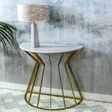 half moon table with drawer half round console table designs half moon table with drawer
