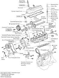 Engine head diagram with photos large size