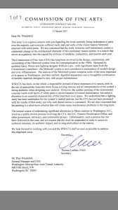 letter expressing concern faiz siddiqui on twitter break us commission of fine arts issues