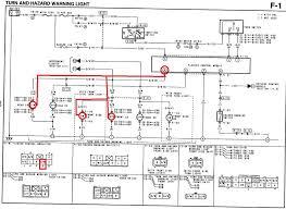 mazda turn signal wiring diagram mazda wiring diagrams online signal problems page 2