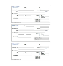 Credit Card Receipts Template Manual Receipt Template Manual Receipt Template Manual Receipt