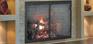 wood burning fireplace glass doors fireplace glass door installation new majestic wood burning fireplace fireplaces wood burning stove with glass doors