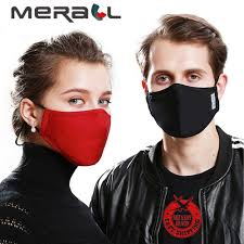 <b>Cotton PM2</b>.<b>5 Adult Mouth</b> Mask Anti Dust Mask Activated Carbon ...