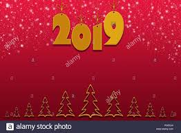Snow Templates Template For Creating Congratulations With The New Year 2019