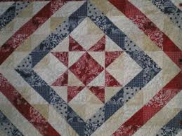 Quilts for the Bucket List, Part 1 – Another Hatchett Job…. & Another Hatchett Job, Patriotic Star 5 Yard Quilt Pattern Adamdwight.com