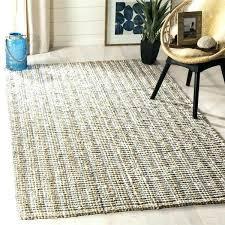 natural jute rug jute rug natural fiber coastal hand woven grey natural jute area rug wool natural jute rug