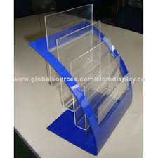 Newspaper Display Stands Magnificent China Acrylic NewspaperMagazine Display Stand From Jiaxing