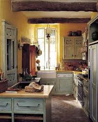 rustic french country kitchens. French Country Kitchen Rooster Motif   Atticmag Kitchens, Bathrooms, Rustic Kitchens