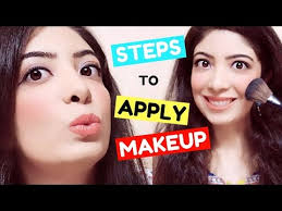 step by step makeup for beginners in hindi how to apply म कअप tutorial