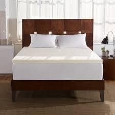 memory foam bed topper. 2-inch SureTemp Memory Foam Mattress Topper Memory Foam Bed Topper