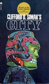 cover art by davis meltzer to clifford d simak s novel