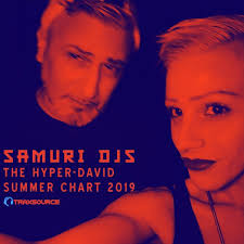 Hyper Chart Samuri Djs Samuri Djs Hyper David Summer Chart 2019 On