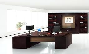 executive office suite furniture mesmerizing white executive office with espresso office furniture featuring black drum desk lamp plus black leather used