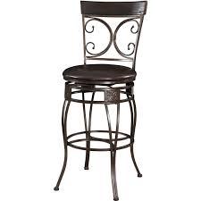 fleur de lis bar stools. Bronze/Brown Bar Stool - Big Fleur De Lis Stools