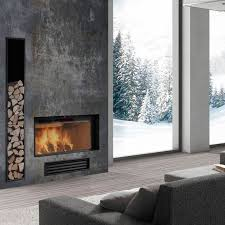 Find this Pin and more on Fireplace by megosalbashian. Contemporary ...