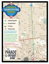 Miss America Parade Seating Chart Guide To 2019 Americas Thanksgiving Parade In Detroit Wwj