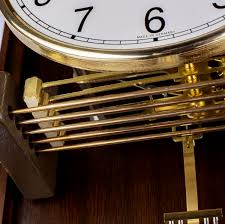 pendulum wall clock hermle 57cm a