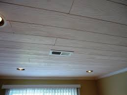 Image of: Decorative Drop Ceiling Tiles Wood