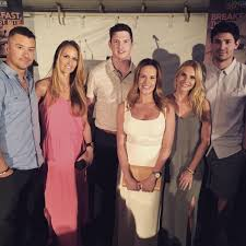 Social media influencer angela price and her husband, carey, have announced that the couple is the prices have two daughters together, liv, born in 2016, and millie, born in 2018, and angela says. Wives And Girlfriends Of Nhl Players Josh Gorges Maggie Gorges Colby Armstrong