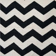 black and white zigzag rug chevron rug in black close up black and white chevron rug