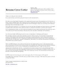 How To Write A Cover Letter For Computer Science Job Adriangatton Com