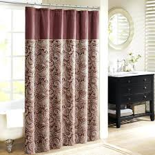 purple and gold shower curtains. Brown And Gold Shower Curtains Curtain . Purple