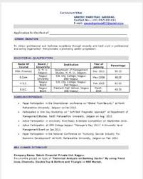 Mba finance resume format for mba freshers. Mba Resume Of Finance Samples Mba Resume Of Finance Samples 2021 2022 Studychacha
