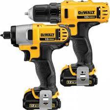 dewalt 12v drill. dewalt 12v max drill / impact driver combo kit dewalt 12v o