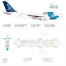A310 300 Seating Chart Pin By Aviation Explorer On Airline Seating Charts